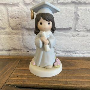 PRECIOUS MOMENTS Graduation Ceramic Figurine